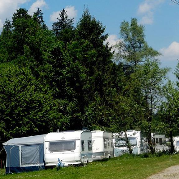 Camping Sihlwald