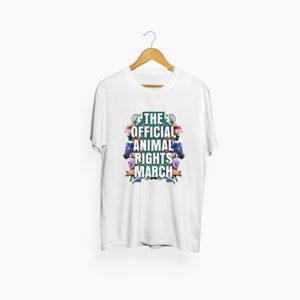 T-Shirt Kids Weiss